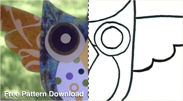 owl-pattern-download