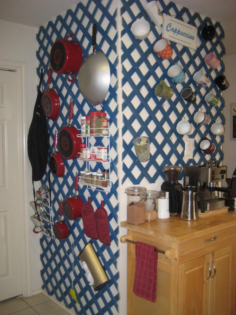 Kitchen Lattice