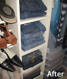 Jeans: After