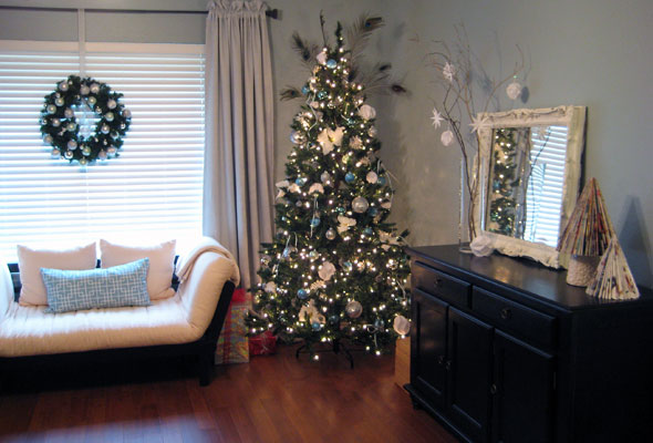 Merry Living Room!