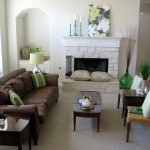 Before & After: Gail's Living Room
