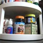 Organize This: Bathroom Cabinet