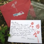 In the Mail: Seeds from Mum