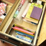 Organize This: Gift Wrap
