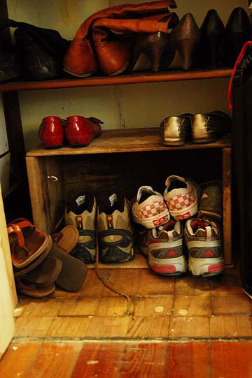 Shoe Crate