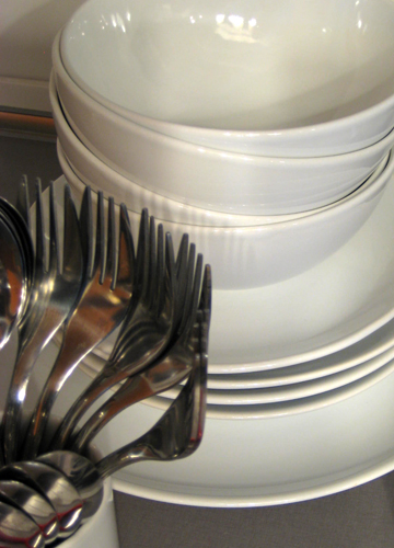 Dishes Tower