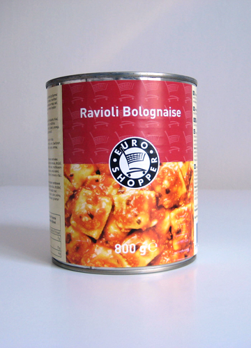 Canned ravioli: not just for 5 year olds