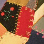 Mystery of the Heirloom Crazy Quilt