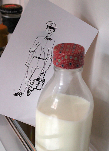 Milkman by Amy
