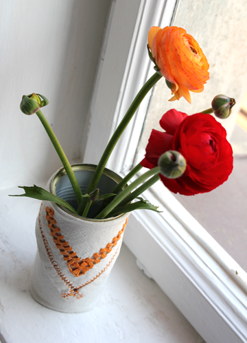 Poppies In a Can