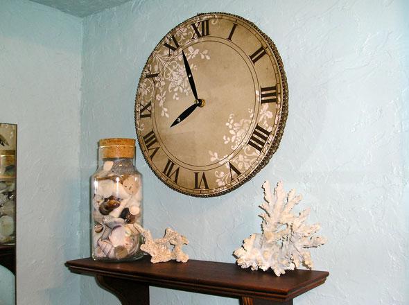 Wall Clock For Bathroom My Web Value